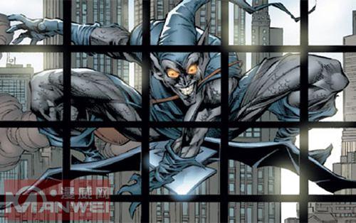 灰魔(Gray Goblin) - 漫威反派 -